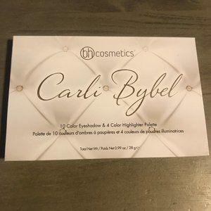 BH Cosmetics x Carli Bybel Palette